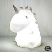 Luz De Noche Unicornio Velador