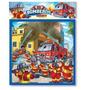 Papa Noel Reyes Puzzle Bomberos 25 Pzs Art.49 Duravit