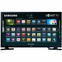 Smart Tv Samsung Série 4 Un32j4300ag 32 Polegadas Led Plana