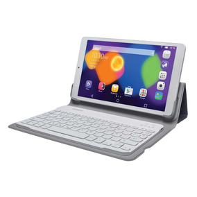 Tablet Alcatel Pixie 3 8080 Blanca Con Teclado