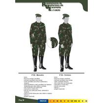 Farda Culote Gandola Hipismo Camufl Exército Brasileiro Rue