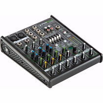 Consola Mezclador Mackie Profx4v2 - 4 Canales - C/efectos