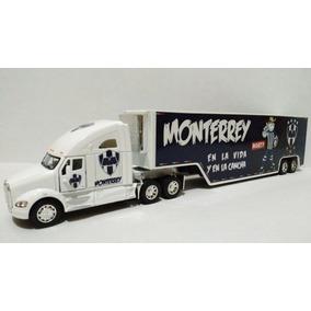 Trailer Kenworth T700 Rayados Del Monterrey Esc, 1:68