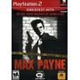 Max Payne Playstation 2