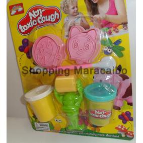 Play Toy Sellos Con Plastilina Para Niños * Tienda Fisica*