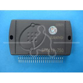 Circuito Integrado Stk412-750 Original Sanyo Garantizado
