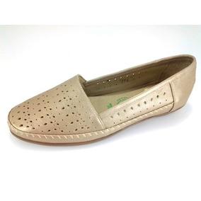 Capricho Zapatos Para Mujer 7084 Oro 2 Al 6