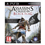 Juego Ps3 Ubisoft Assasins Creed Iv Black Flag