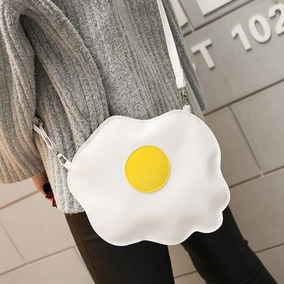 Cartera Morral Con Correa Regulable - Emoticon