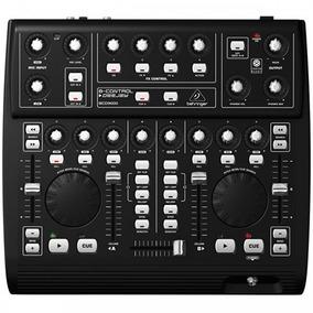 Controlador Mixer Dj Portátil Multi Função Bcd3000 Behringer