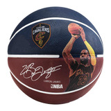 Pelota Basketball Spalding Lebron James Curry Oficial N°7