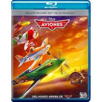 Aviones La Pelicula En Tercera Dimension Blu-ray 3d