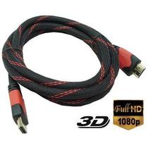 Cabo Hdmi 20 Metros 20mt 1.4 Full Hd Tv Led 3d Ps3 Xbox Pc