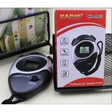 Reloj Cronometro Digital Kadio Kd-1069, Alarma, Calendario