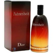 Perfume Fahrenheit 100 Ml Lacrado Com Selo Importação