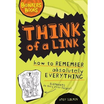 Livro Em Inglês - Think Of Link: How To Remember Everything