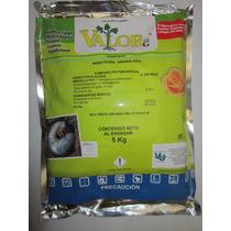 Valor 5 Kg Insecticida Sistemico Gallina Ciega/plagas Jardin