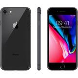 Apple Iphone 8 64gb Cinza Espacial Nacional Original 2849,99