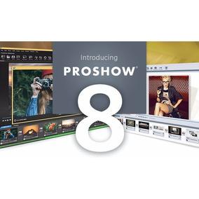 Proshow 8 Español Producer + Gold + Portable + Styles