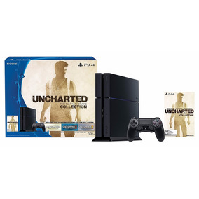 Play Station 4 Slim 500gb +juego Uncharted 4