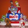 Torta Paw Patrol, Personalizadas, Infantiles, Artesanales