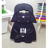 Capinha Capa Case Silicone Galaxy J5 Dart Vader Star Wars 3d