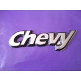 Emblema Chevy Lateral Cajuela 1993 -2003 Gm Chevrolet