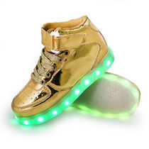 Botitas Led Usa (unisex)