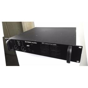 Amplificador Crest Audio 3301 Só R$1820,00.