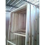 marcos de madera pino para puertas