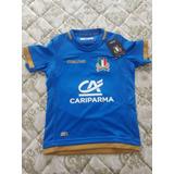5093e92c46037 Camiseta Seleccion Italia Rugby - Deportes y Fitness en Mercado ...