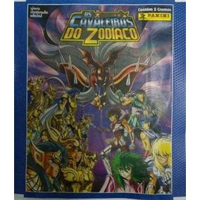 Cromos - Os Cavaleiros Do Zodíaco