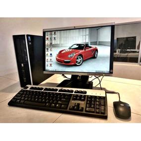Super Computadora Monitor De 22 Widescreen 4gb, 250gb