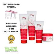 Kit Tratamento Pós Progressiva  4 Itens - Fit Cosmetics