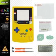 [ Carcasa Gameboy Color ] Pokémon Desarmadores Gbc   Tracia