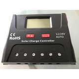 Controlador De Carga Solar Offgrid 50 Amp Pwm