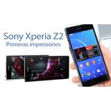 Sony Xperia Z2 Resistente Al Agua, Barato, Excelente Estado!