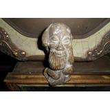 Antigua Figura De Hombre Tayada. Exquisita¡