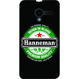 Capa Celular Moto X - Slayer - Hanneman Bandas Música Filmes