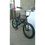 Bicicleta Bmx 20 Sellada