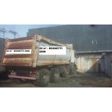 Caçamba Basculante Rossetti 20 M³ Aceito Troca Carro