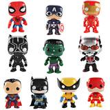 Muñecos Funko Pop Avengers Superheroes Spiderman Hulk Thor