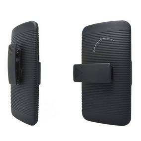 Lg Optimus 3d Funda Holster Clip 3 En 1 Negro P920 P925