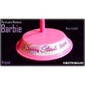 Vendo Bello Paral Para Barbie Original Vintage Usado