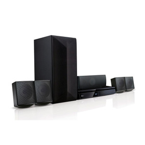 Home Theater Lg Lhb625m 1000w, 5.1 Canais, Blu-ray 3d