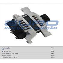 Alternador Gm Corsa 1.6 16v 94/... 100amp 12v C/ar