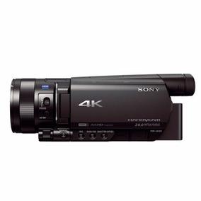 Filmadora Sony Fdr-ax100 4k 100% Original