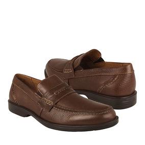 Flexi Zapatos Caballero Mocazines 92303 Piel Cafe