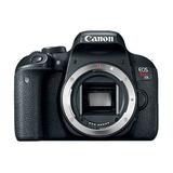 Cuerpo De Camara Digital Canon Eos T7i Cmos Aps-c 24.2mp