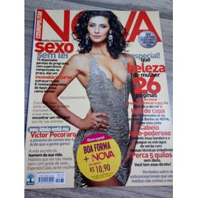 Revista Nova Março/2004 Maria Fernanda Cândido - Bruno Gagli
